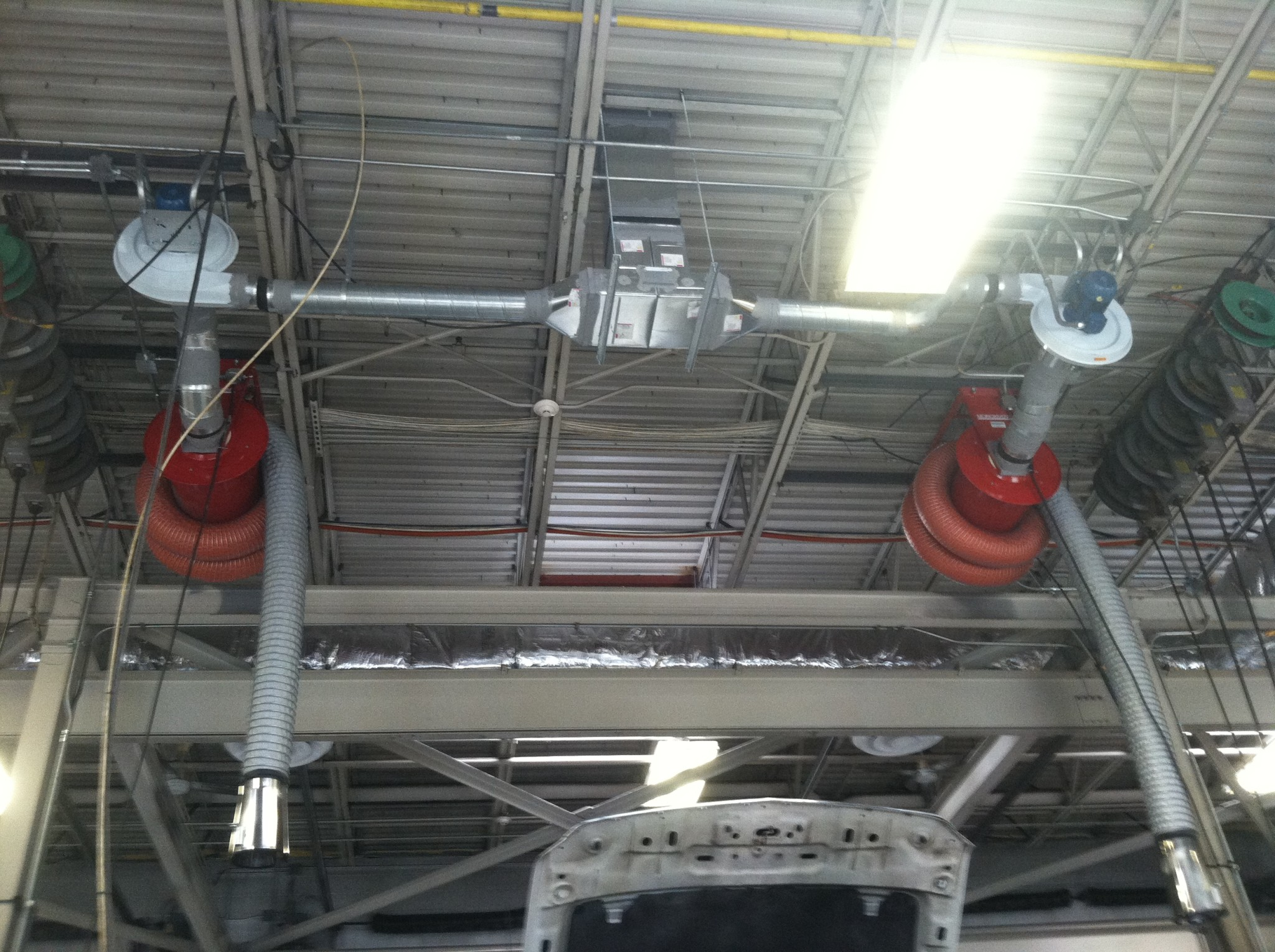 MDTA - Fort McHenry Tunnel - HVAC Upgrades