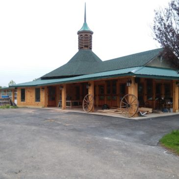 Brookeville Brewery Renovation