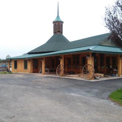 Brookeville Beer Farm Renovation