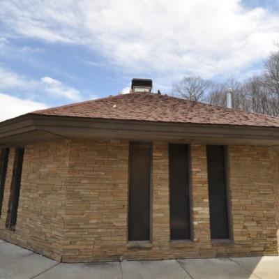 SHA - Friendsville Restroom Pavilion - HVAC + CA