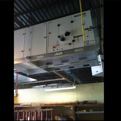 SHA - Frederick HVAC Upgrade