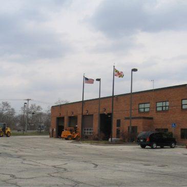 SHA Golden Ring Maintenance Facility – HVAC and Fire code upgrades