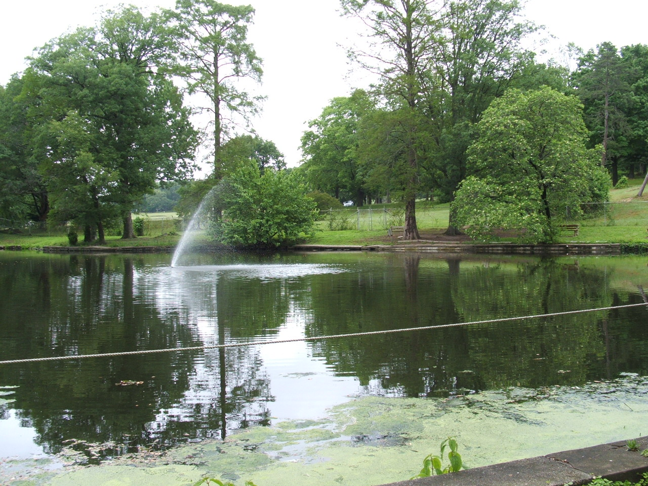 AFRH - Historic Meadow Restoration & Golf Course Expansion Design