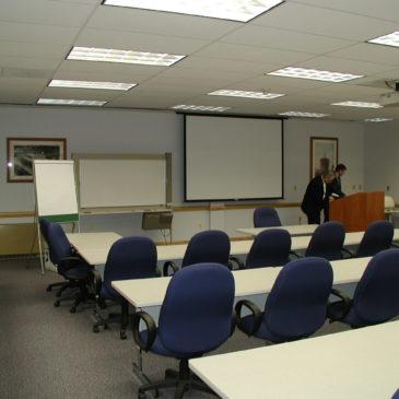 U.S. Coast Guard Media Conference Center