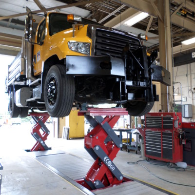 SHA Keyser's Ridge & Hagerstown - Vehicle Lift Replacements