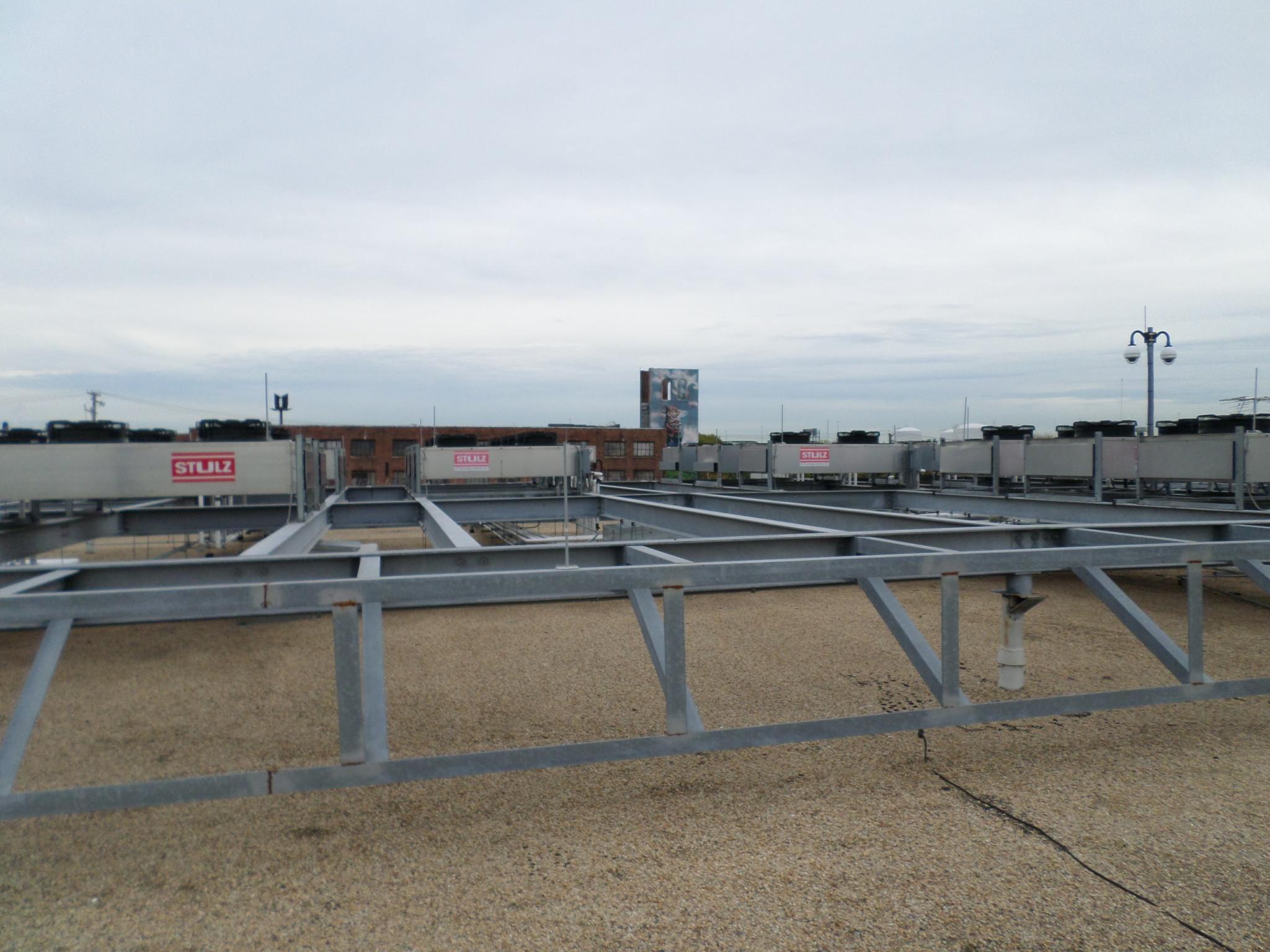 Tierpoint Data Center - Renovations