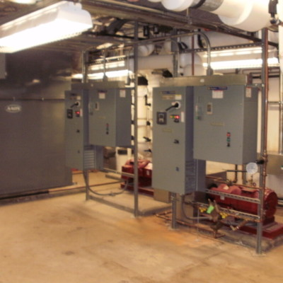 SHA - HVAC Engineering Services - Headquarters at Hanover, MD